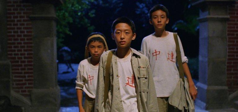 A BRIGHTER SUMMER DAY, (aka GU LING JIE SHAO NIAN SHA REN SHI JIAN), 1991. ©Janus Films/courtesy