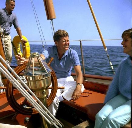 john-kennedy-polo-yacht