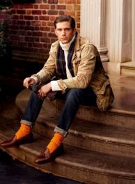 Cordovan-Tassel-Loafers-Orange-Socks-659x900